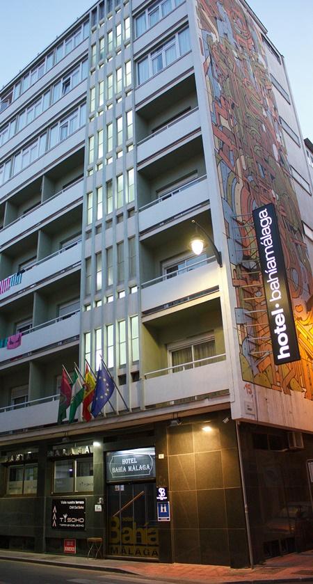 Hotel en el Soho Málaga