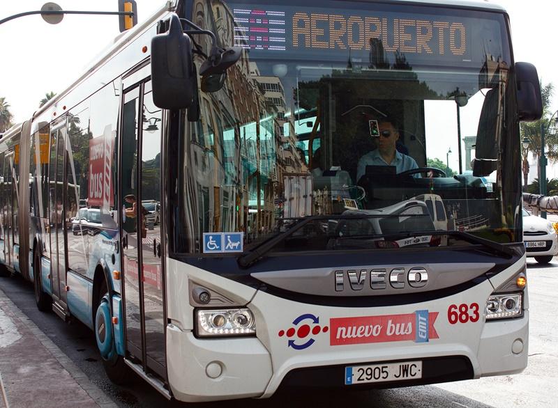 Bus A del Aeropuerto Málaga-Costa del Sol