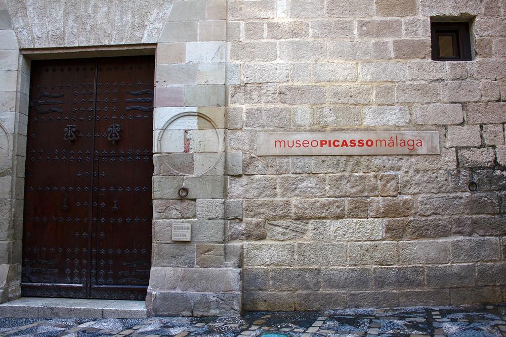 Fachada del Museo Picasso