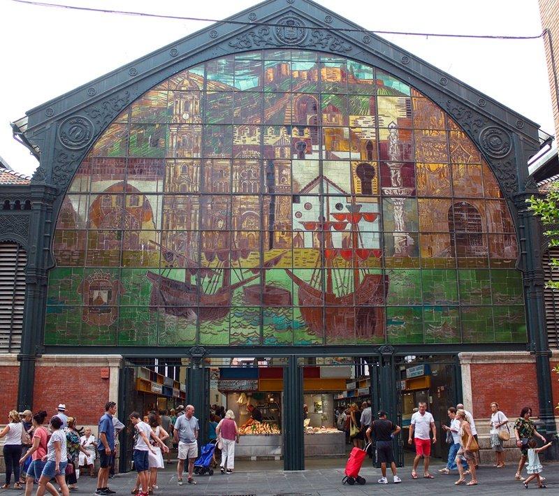 Mercado Central de Atarazanas - Málaga