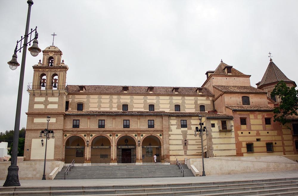 Santuario de Sta. María de la Victoria