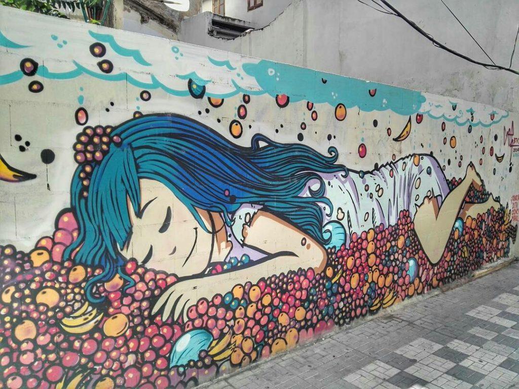 Graffiti-Lagunillas