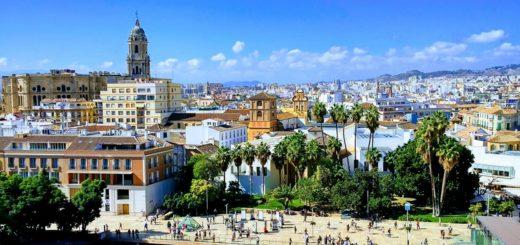 La nueva vista de Málaga