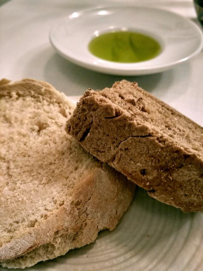 Pan con aceite de Finca de la Torre - Bardal