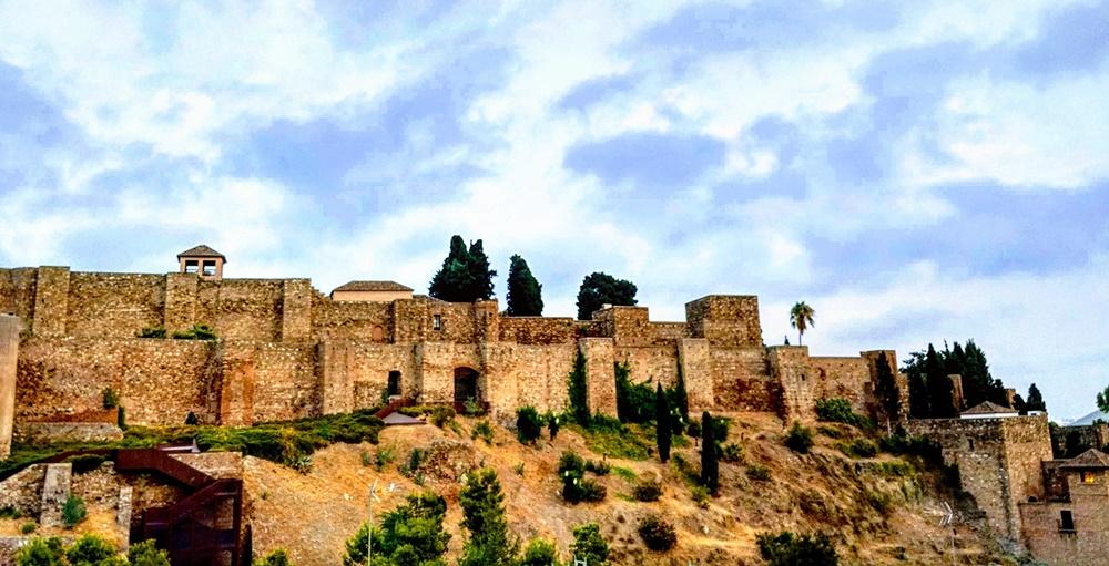 Alcazaba_Malaga_Mirador