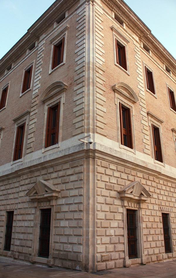 Esquina Museo de Malaga