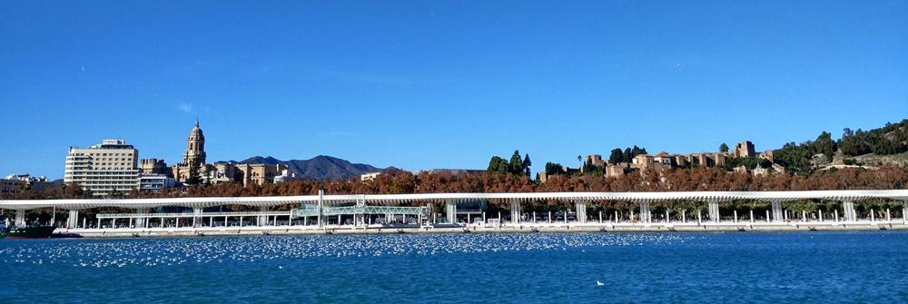 Panoramica_Muelle_Uno_Málaga_gratis