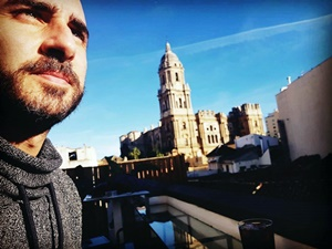 Alejo Tomás en Málaga