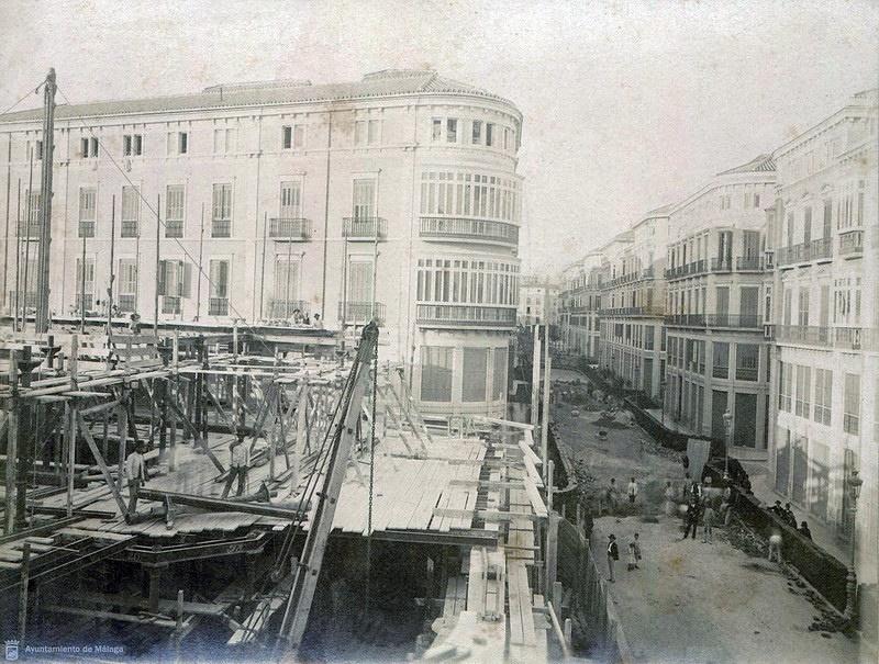 Calle-Larios-Historia-1890