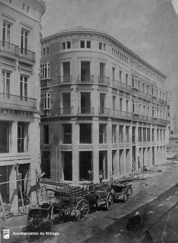 Calle-Marques-Larios-1890