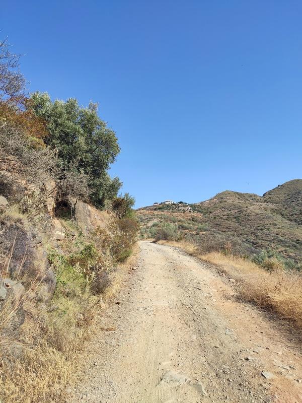 Camino-Peñón-Cuervo-Olias