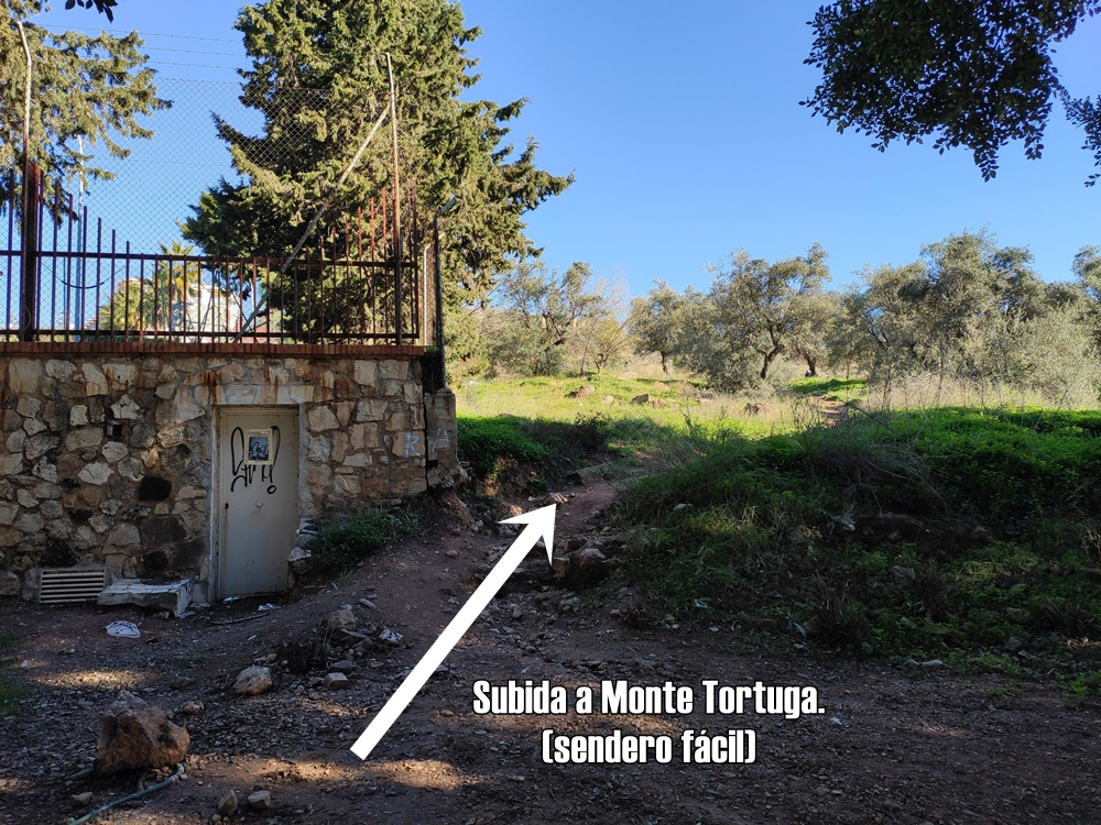 Entrada-Sendero-Monte-Tortuga