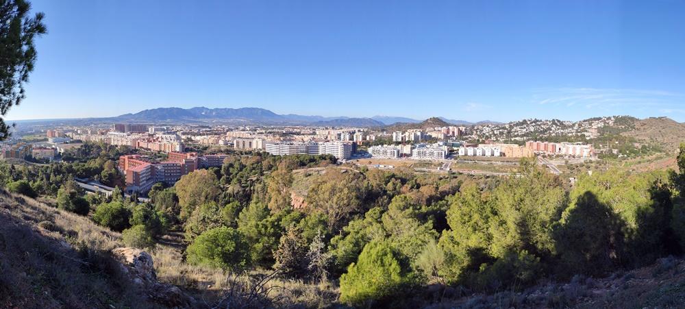 Panoramica-Monte-Tortuga-MAlaga