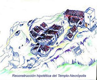 Reconstrucción-hipotetica-Monte-Tortuga-Malaga