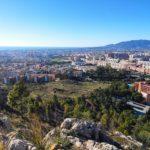 Monte Tortuga. ¿Cómo subir a la mejor vista de Málaga?
