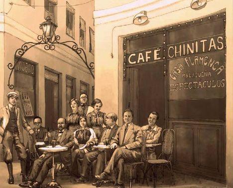 Cafe-Chinitas-Malaga-Casa-Flamenca