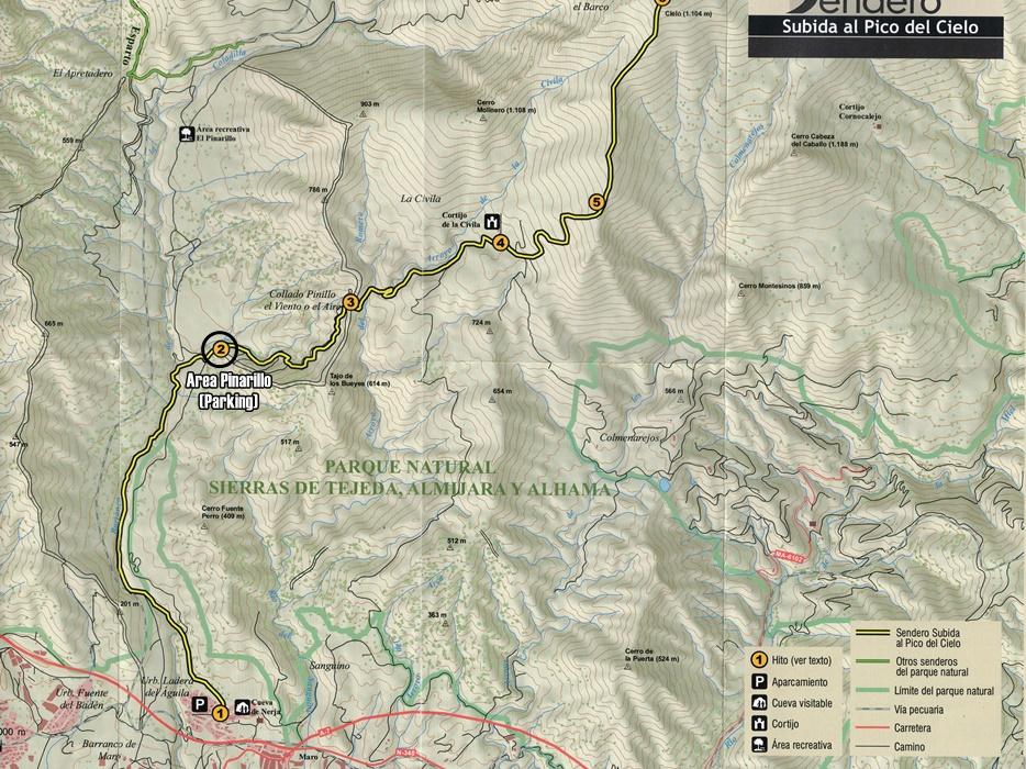 Mapa-Pico-Cielo-Nerja