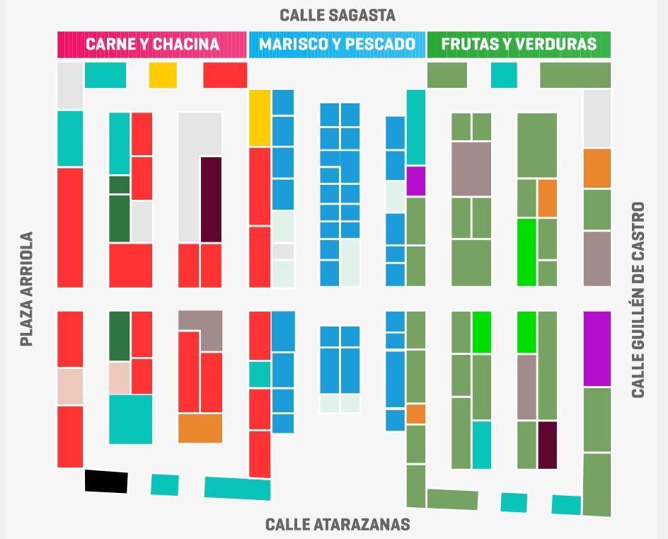 Mapa-Mercado-Central-Malaga-Atarazanas