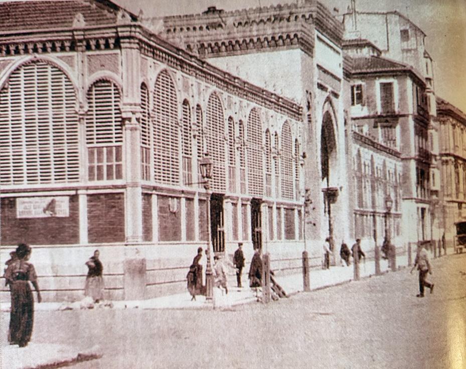 Mercado-Central-Malaga-Siglo-XX