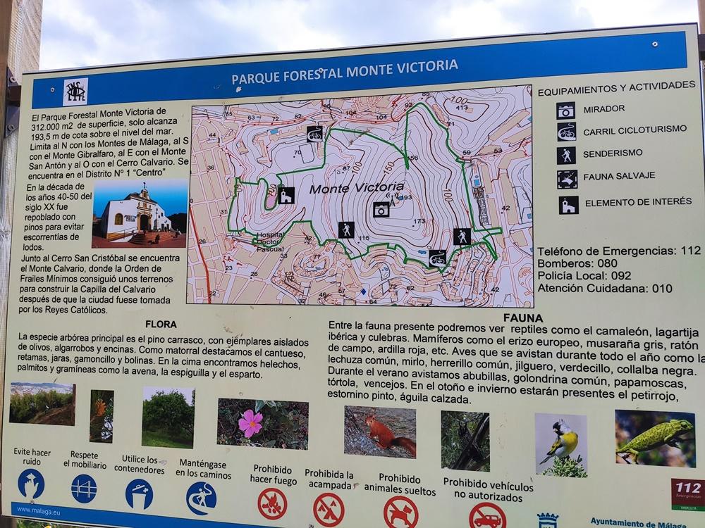 Plano-Monte-Victoria-Malaga