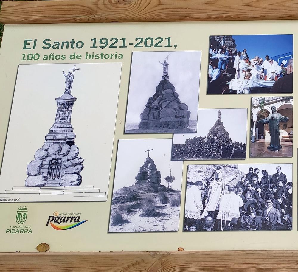Historia-El-Santo-Pizarra