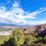 Ruta de subida al Santo de Pizarra y descenso a la Ermita