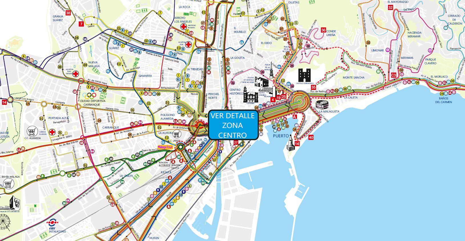 Autobuses-urbanos-malaga-plano