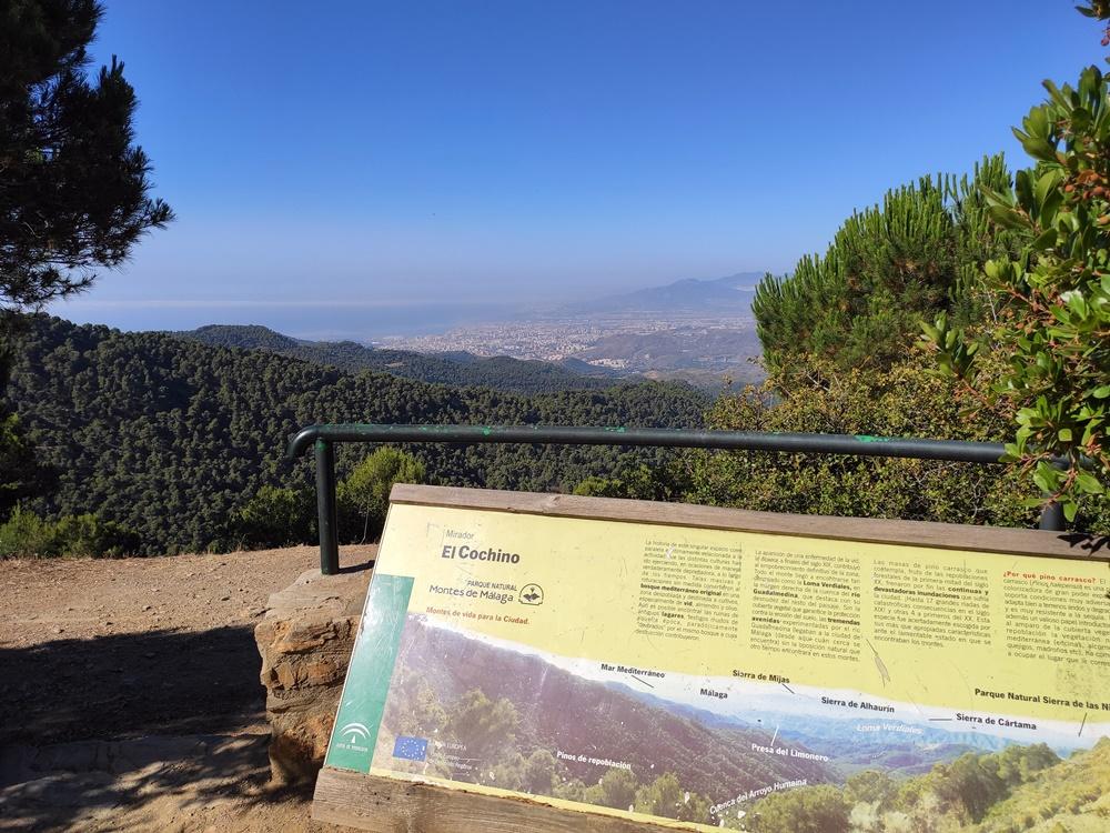Mirador-Cochino-Malaga